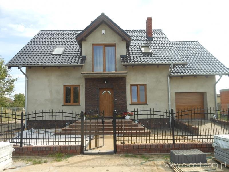 Certyfikat energetyczny Kiszkowo