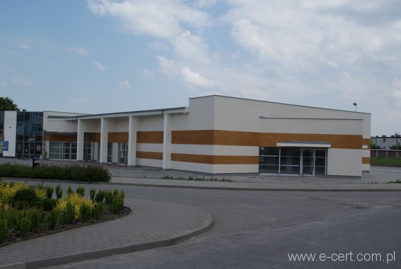 Certyfikat enetrgetyczny galerii handlowej